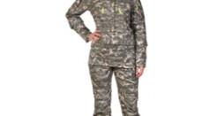 Костюм женский защитный от клещей и кровососущих насекомых (размер 48 , рост 170, бежевый КМФ-1)