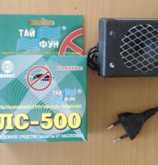 Ультразвуковой отпугиватель тараканов тайфун лс 500 отзывы